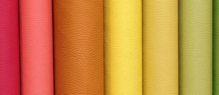 סוגים שונים של עור וטיפים לניקוי ריפוד